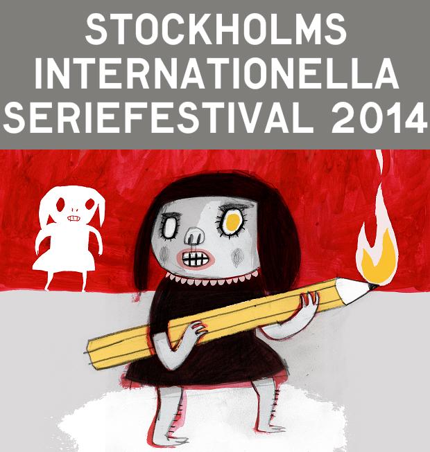 Seriefestival 2014!